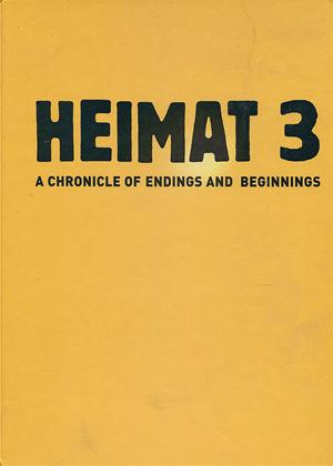 Rent Heimat 3: A Chronicle of Endings and Beginnings Online DVD Rental