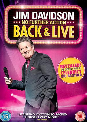 Rent Jim Davidson: No Further Action: Black and Live Online DVD Rental