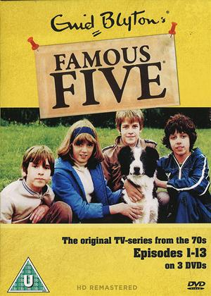 Rent The Famous Five: Series 1 Online DVD Rental