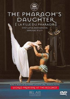 Rent The Pharaoh's Daughter: Bolshoi Ballet Online DVD Rental