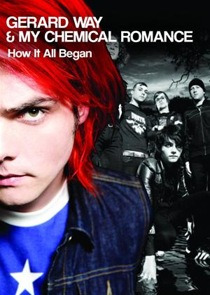 Rent Gerard Way and My Chemical Romance: How It All Began Online DVD Rental