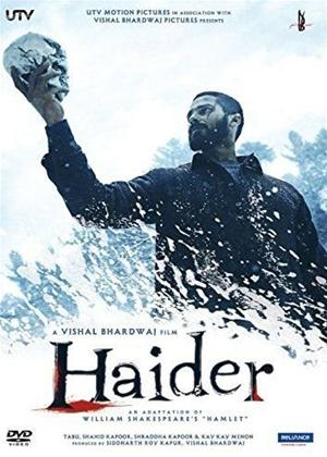 Rent Haider Online DVD Rental