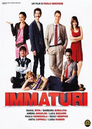 Rent The Immature (aka Immaturi) Online DVD Rental