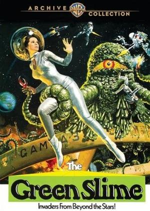 Rent The Green Slime Online DVD Rental