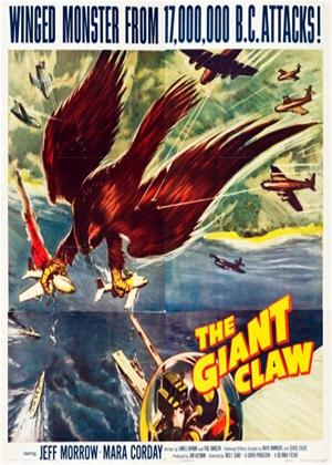 Rent The Giant Claw Online DVD Rental