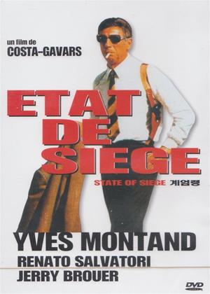 Rent State of Siege (aka État de siège) Online DVD & Blu-ray Rental