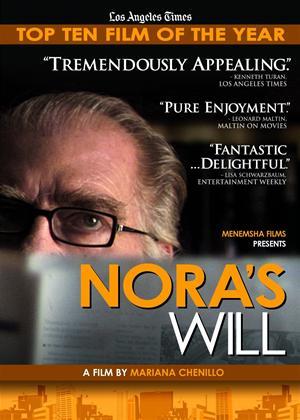 Rent Nora's Will (aka Cinco días sin Nora) Online DVD Rental