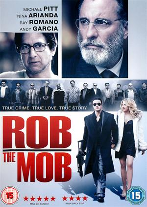Rent Rob the Mob Online DVD Rental