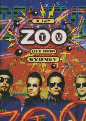 Rent U2: Zoo TV: Live from Sydney Online DVD Rental