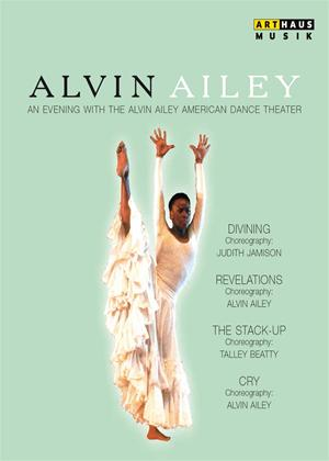 Rent Alvin Ailey: An Evening with the Alvin Ailey American Dance Theater Online DVD Rental