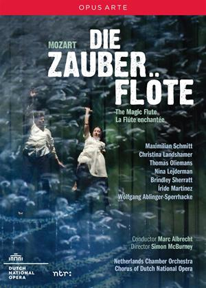 Rent Die Zauberflöte: Dutch National Opera (Albrecht) Online DVD Rental