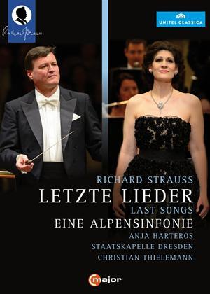 Rent Richard Strauss: Last Songs / An Alpine Symphony Online DVD Rental