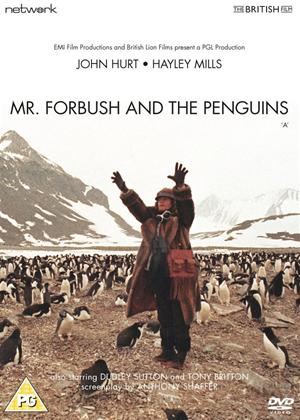 Rent Mr. Forbush and the Penguins (aka Cry of the Penguins) Online DVD Rental