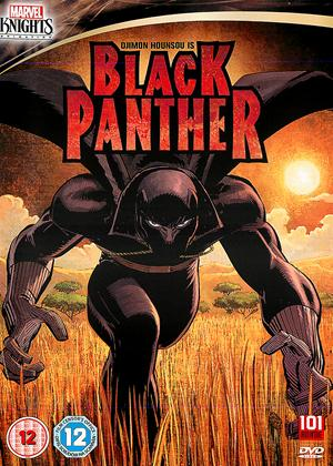 Rent Black Panther (aka Black Panther: Who is the Black Panther?) Online DVD Rental