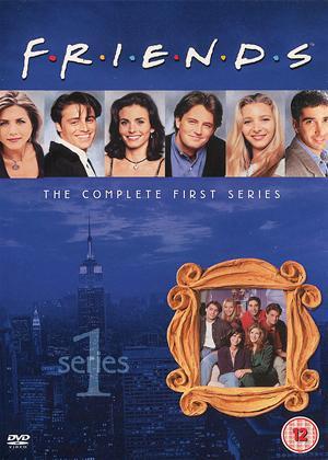 Rent Friends: Series 1 Online DVD Rental