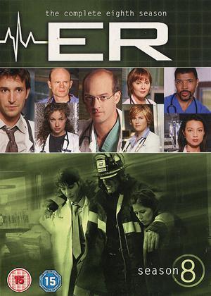 Rent ER: Series 8 Online DVD Rental