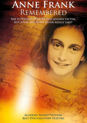 Rent Anne Frank Remembered Online DVD Rental