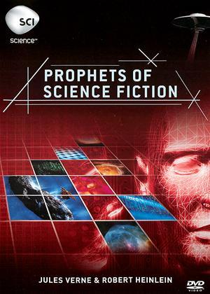 Rent Prophets of Science Fiction: Jules Verne and Robert Heinlein Online DVD Rental