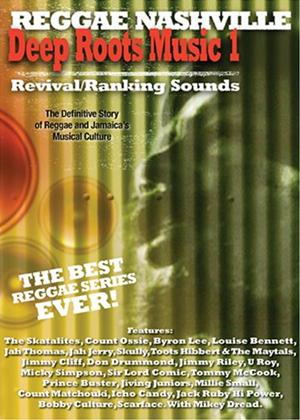 Rent Reggae Nashville: Deep Roots Music 1 Online DVD Rental