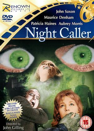 Rent Night Caller Online DVD Rental
