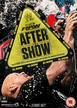 Rent WWE: The Best of RAW: After the Show Online DVD Rental