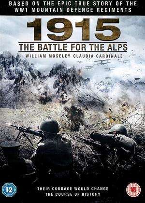 Rent 1915: The Battle for the Alps (aka The Silent Mountain) Online DVD Rental