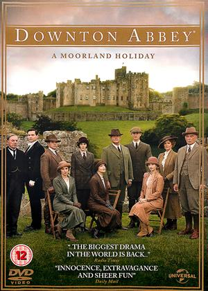 Rent Downton Abbey: A Moorland Holiday Online DVD Rental