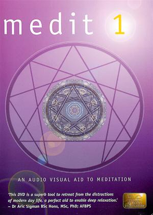 Rent Medit 1: An Audio Visual Aid to Meditation Online DVD Rental