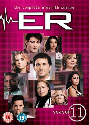 Rent ER: Series 11 Online DVD Rental