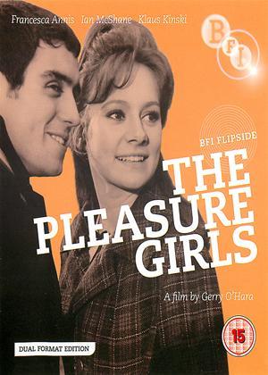 Rent The Pleasure Girls Online DVD Rental