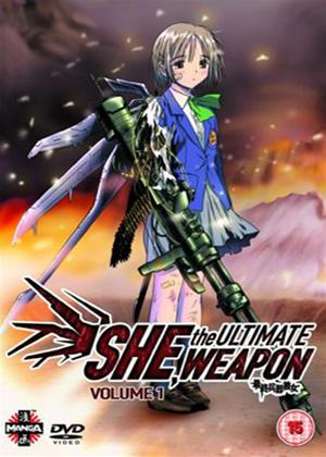 Rent She, the Ultimate Weapon: Vol.1 Online DVD Rental