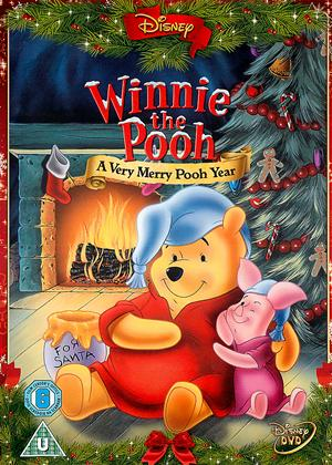 Rent Winnie the Pooh: A Very Merry Pooh Year Online DVD Rental