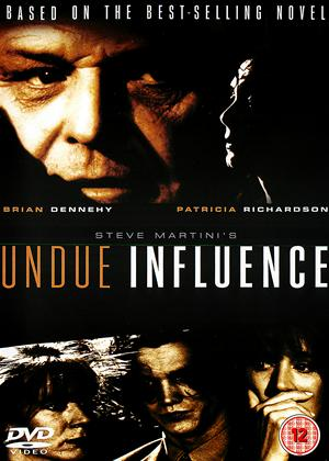 Rent Undue Influence Online DVD Rental