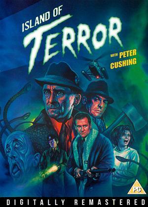 Rent Island of Terror Online DVD Rental