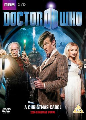 Rent Doctor Who: Series 5: Christmas Special 2010: A Christmas Carol Online DVD Rental