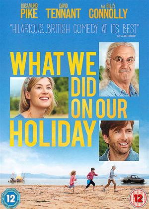 Rent What We Did on Our Holiday Online DVD & Blu-ray Rental