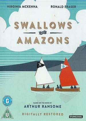 Rent Swallows and Amazons Online DVD Rental