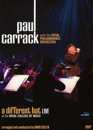 Rent Paul Carrack: A Different Hat: Live at the Royal College of Music Online DVD Rental