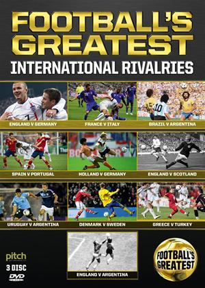 Rent International Football Rivalries Online DVD Rental