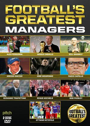 Rent Football's Greatest Managers Online DVD Rental