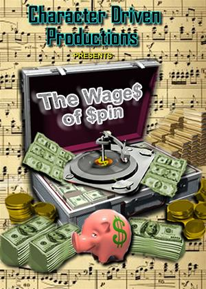 Rent The Wages of Spin Online DVD Rental