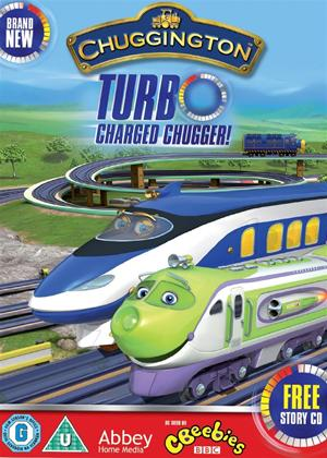 Rent Chuggington: Turbo Charged Chugger Online DVD Rental
