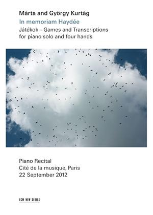 Rent In Memoriam Haydée: Jatekok : Games and Transcriptions for Piano Solo and Four Hands Online DVD Rental