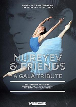 Rent Rudolf Nureyev and Friends: A Gala Tribute Online DVD & Blu-ray Rental