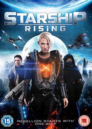 Rent Starship: Rising Online DVD Rental