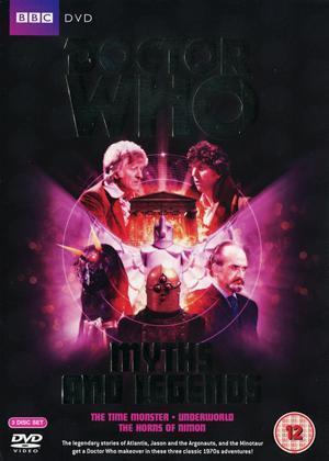 Rent Doctor Who: Myths and Legends Online DVD Rental
