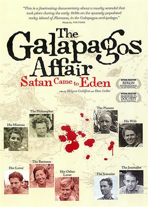 The Galapagos Affair: Satan Came to Eden Online DVD Rental