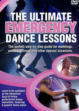 Rent The Ultimate Emergency Dance Lessons Online DVD Rental