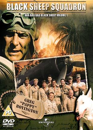 Rent Black Sheep Squadron: Series 1 (aka Baa Baa Black Sheep) Online DVD Rental