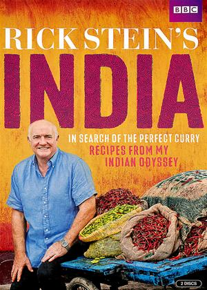 Rick Stein's India Online DVD Rental